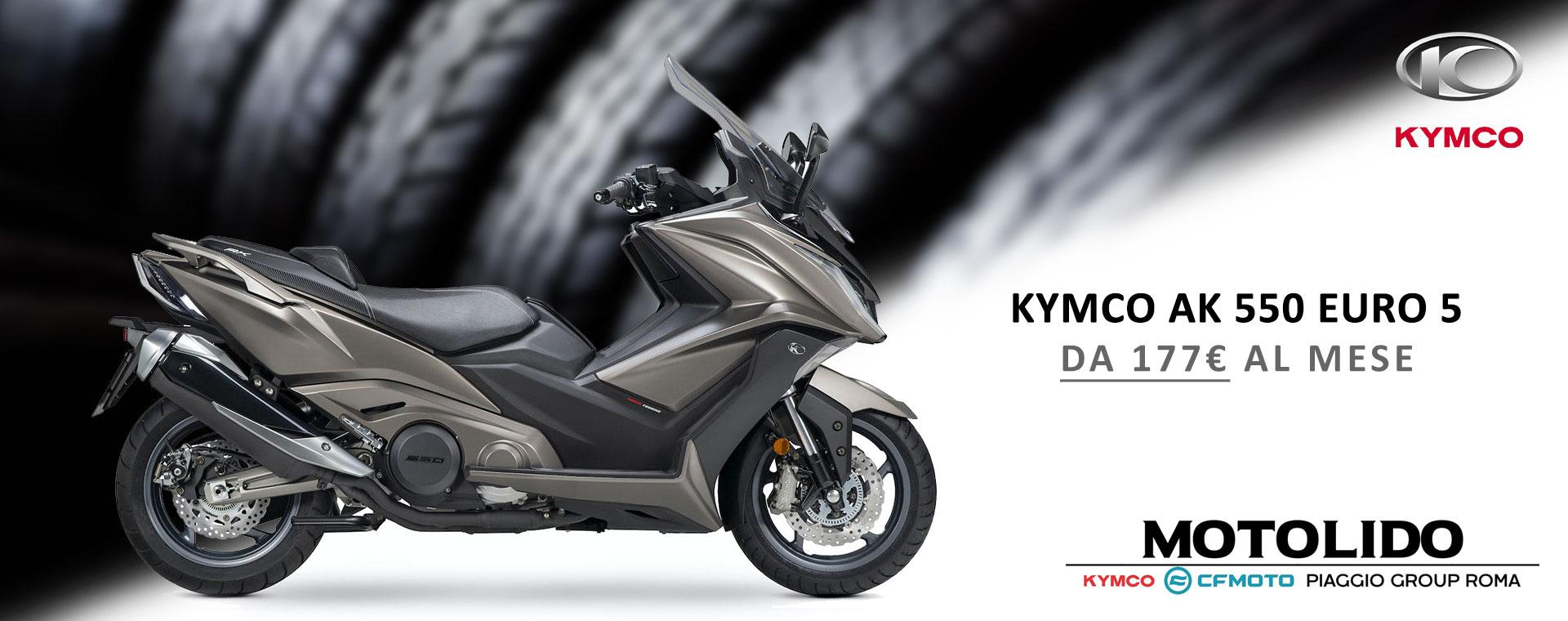 PROMOZIONE-KYMCO-AK-550-Euro-5-Slide-NEW